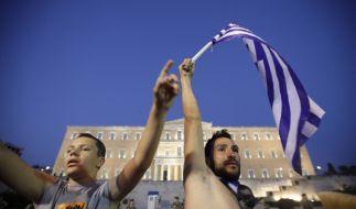 Krise in Griechenland (Foto)