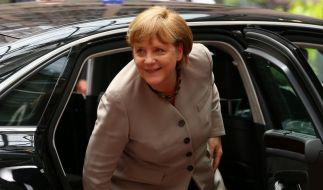 Krisengipfel: Spanien und Italien setzen Euro-Partner unter Druck (Foto)