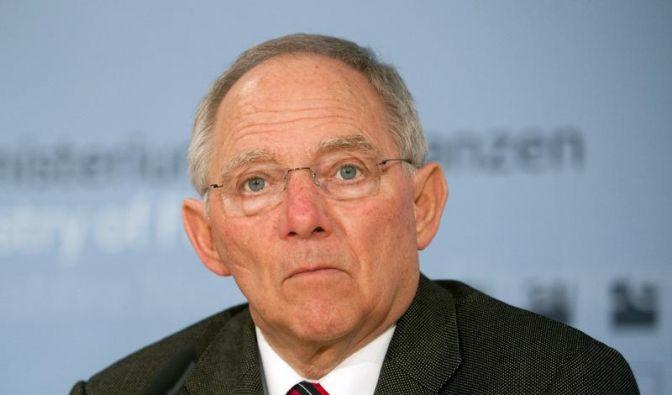 Kritik an Steuer-Plänen von Schäuble hält an (Foto)