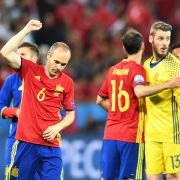 Kroatien schockt Spanien - Titelverteidiger trifft nun auf Italien (Foto)