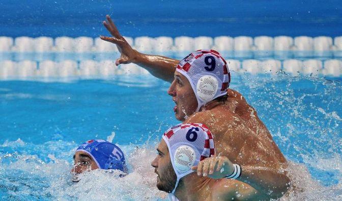 Kroatiens Wasserballer erstmals Olympiasieger (Foto)