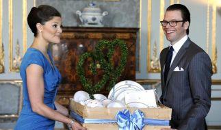 Kronprinzessin Victoria und Daniel Westling (Foto)