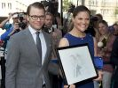 Kronprinzessin Victoria und Prinz Daniel (Foto)
