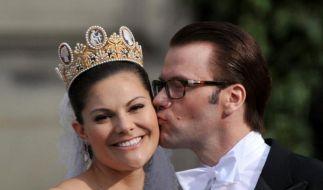 Kronprinzessin Victoria zieht in Schloss Haga ein (Foto)