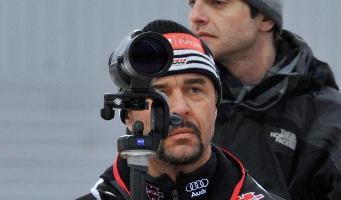 Krug neuer Männer-Cheftrainer in Österreich (Foto)