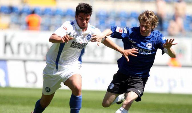 KSC muss weiter zittern - 1:2 gegen Bielefeld (Foto)