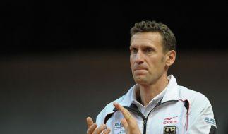 Kühnen nicht Kapitän des Tennis-Teams beim World Team Cup (Foto)
