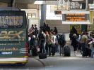 Künftig wird es mehr Fernbusse in Konkurrenz zur Bahn geben. (Foto)