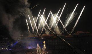 Kulturhauptstadt Guimarães feiert (Foto)