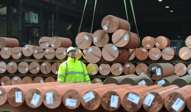 Kupferkonzern Aurubis fürchtet um Stromversorgung (Foto)