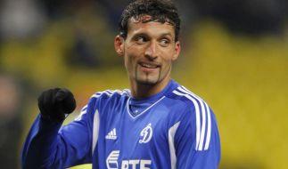 Kuranyi mit Dynamo Moskau im Pokalfinale (Foto)