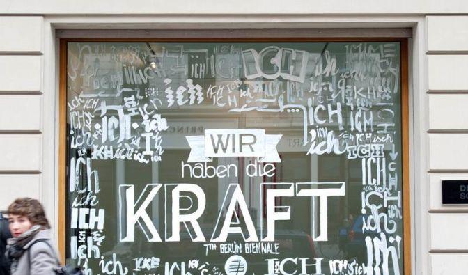 Kurator der Berlin Biennale: Kunst kann aktiv eingreifen (Foto)