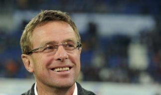 Kurswechsel bei Schalke - Vorfreude auf Inter (Foto)