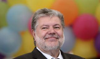 Kurt Beck kann sich freuen: Das Misstrauensvotum ist gescheitert. (Foto)