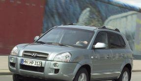 Kurzlebig mit Achsproblemen - Der «Cityroader» Hyundai Tucson (Foto)