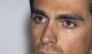 «Kuss-Theorie» soll Contador vor Sperre bewahren (Foto)