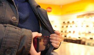 Ladendiebe verursachen Milliarden-Schäden (Foto)