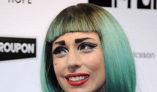 Lady Gaga mit Gastauftritt bei den «Simpsons» (Foto)
