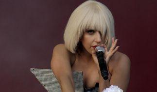 Lady Gaga provoziert, wo sie nur kann.  (Foto)