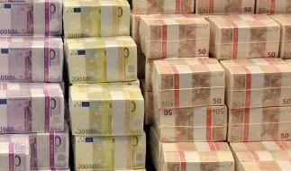 Länder häufen weiter Schuldenberge an (Foto)