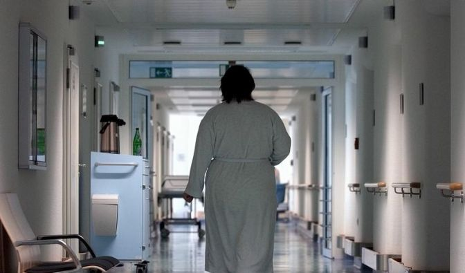 Länder sparen bei Ausgaben für Krankenhäuser (Foto)