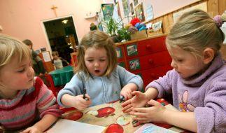 Länder sparen beim Ausbau der Kinderbetreuung (Foto)