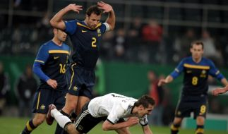Länderspiel oben - Serien trotzdem stark (Foto)