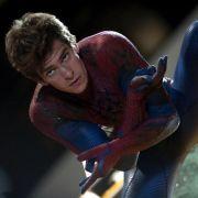 Lässt sich nicht hängen: Andrew Garfield als neuer Spider-Man.