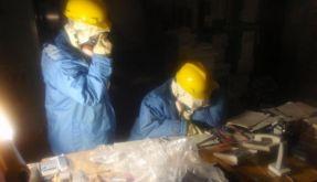 Lage im AKW Fukushima bleibt auf der Kippe (Foto)