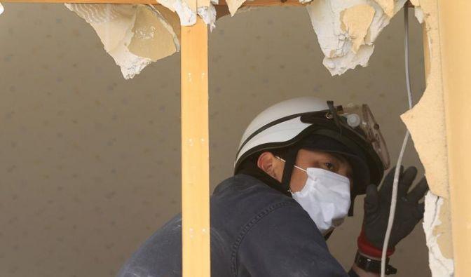 Lage in Fukushima bleibt «unvorhersehbar» (Foto)