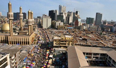 Lagos hat nun 50 Mal so viele Einwohner wie 1950. (Foto)