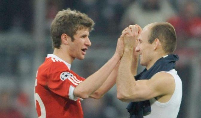 Lahm verteidigt Robben - Beckenbauer rügt Hoeneß (Foto)