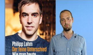Lahms Autobiografie (Foto)