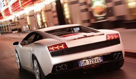 Lamborghini Gallardo LP 560-4 (Foto)