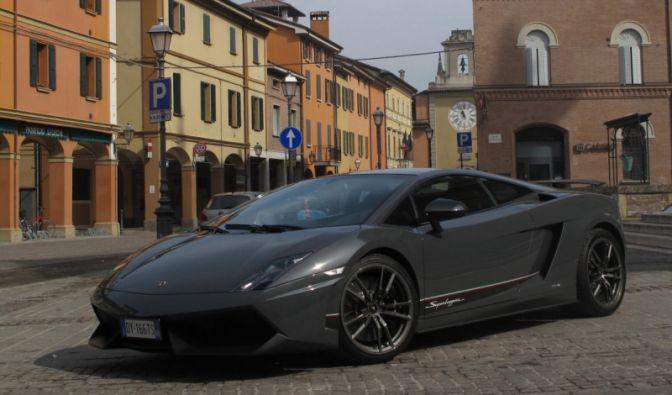 Lamborghini Gallardo Superleggera (Foto)