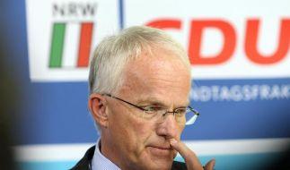 Lammert bestätigt Ermittlungen gegen NRW-CDU (Foto)