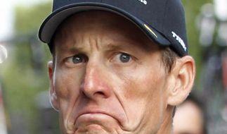 Lance Armstrong droht die Aberkennung aller seiner Tour-Titel. (Foto)