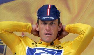 Lance Armstrong wurden seinen sieben Tour-de-France-Titel aberkannt (Foto)