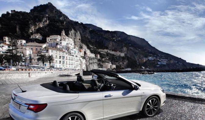 Lancia-Cabrio Flavia startet bei 36 900 Euro (Foto)