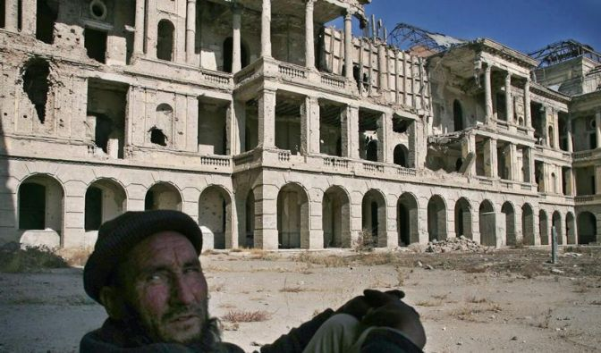 Land der Ruinen (Foto)