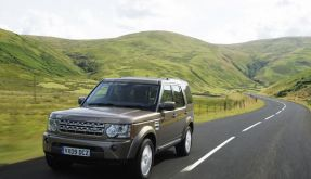 Land Rover Discovery (Foto)
