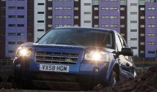 Land Rover Freelander (Foto)