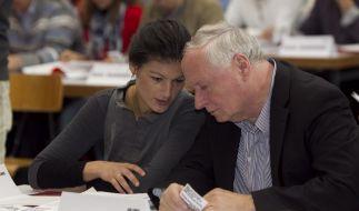Landesparteitag der Saar-Linken (Foto)
