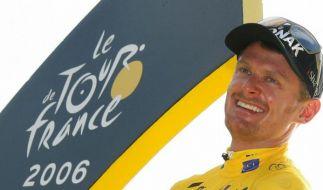 Landis kehrt nach Doping-Sperre zurück (Foto)
