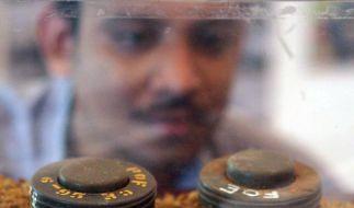 Landminen aus dem Bürgerkrieg in Sri Lanka. (Archivbild)  (Foto)