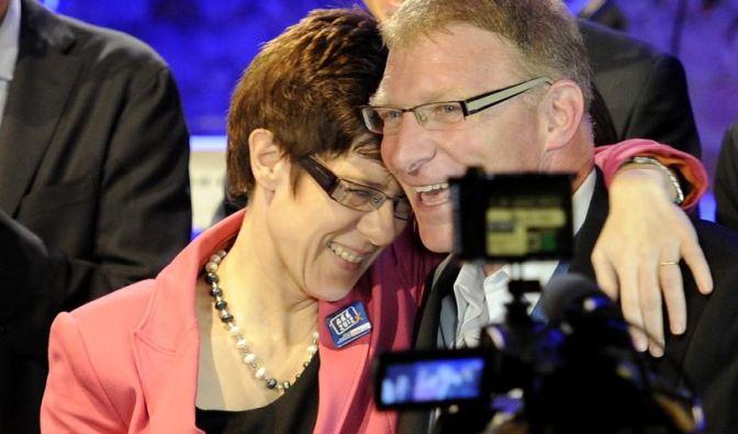 Landtagswahl im Saarland (Foto)