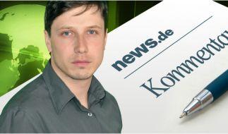 Lange hält es Gottschalk neben Bohlen nicht aus, urteilt news.de-Redakteur Tobias Rüster. (Foto)