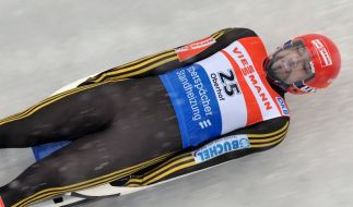 Langenhan holt Weltcup-Sieg in Oberhof (Foto)