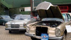 Langer Weg zum alten Auto - Klassiker importieren (Foto)