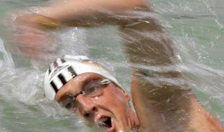 Langstreckenschwimmer Lurz bei Saisonauftakt Zweiter (Foto)